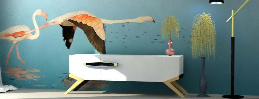 Nuestros papeles pintados. Our wallpapers