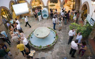 Presentación en nuestro espacio Cocina de Cabello x Mure