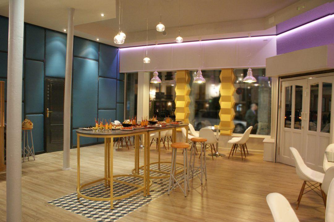 Cafetería Enoteca Aliatares