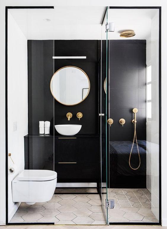 reforma de baños modernos, baños de diseño