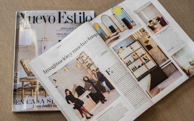Revista NUEVO ESTILO. JUNIO 2018