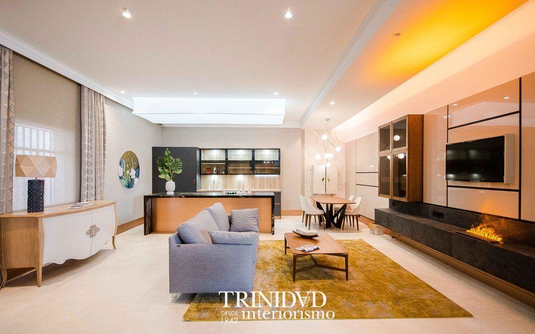 Homenaje a Interiorismo Trinidad en Intergrift