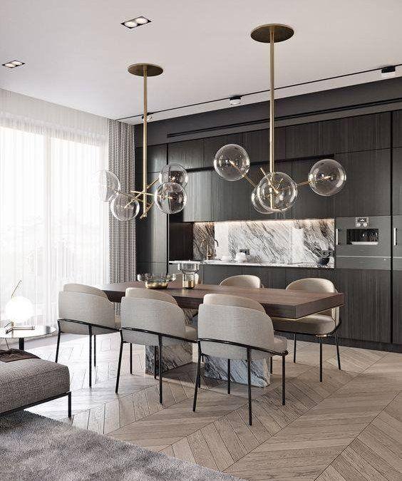 Las cocinas son más que muebles y estanterías