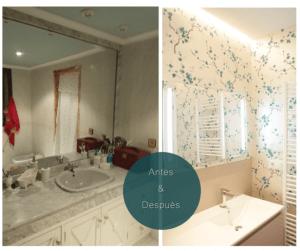Renovar un baño sin obra | Jaén
