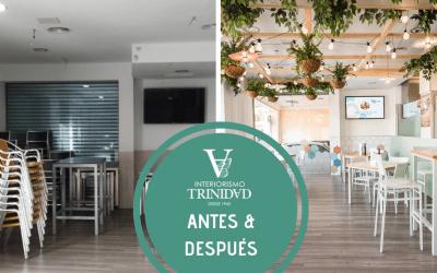 Antes & Después de «La cocinita de Anita»